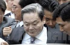 Cựu Chủ tịch Samsung là người giàu nhất Hàn Quốc