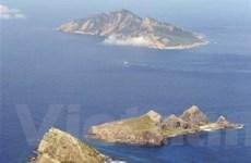 Tàu Trung Quốc rời vùng gần quần đảo tranh chấp