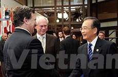 EU và Trung Quốc không hàn gắn được bất đồng