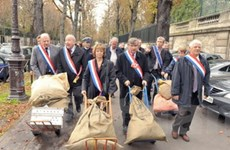 Pháp: Phản đối cải cách hưu trí ngày càng gay gắt