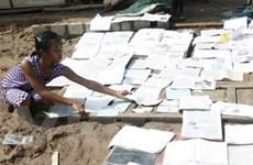 Nhật Bản, Campuchia thăm hỏi người dân vùng lũ