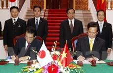 Tuyên bố chung Việt-Nhật về phát triển quan hệ