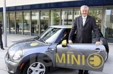 BMW Brilliance sẽ sản xuất xe điện tại Trung Quốc