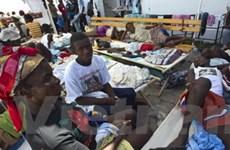 Đã có hơn 500 người bị chết vì dịch tả tại Haiti