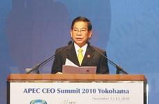 ASEAN góp phần tạo bước tiến liên kết châu Á-TBD
