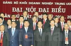 Đại hội Đảng bộ Khối doanh nghiệp TW lần thứ nhất