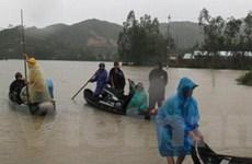 Chính phủ chỉ đạo xử lý hậu quả lũ ở Bình Định
