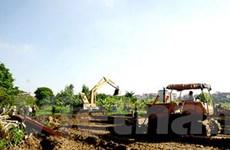 Hà Nội thu hồi các dự án vi phạm Luật Đất đai