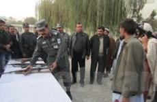 90 tay súng Taliban ra hàng chính phủ Afghanistan