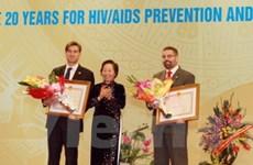 Đầu tư phòng, chống AIDS là đầu tư cho phát triển