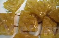 Đậm đà món bánh chuối Na Hang ở Tuyên Quang