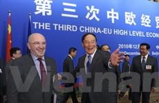 Trung Quốc-EU đối thoại Kinh tế-thương mại cấp cao