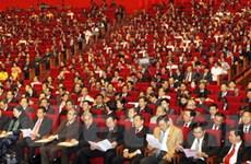 Thêm nhiều điện mừng tới Đại hội Đảng khóa XI