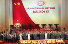 Đánh giá cao ý nghĩa của Đại hội Đảng lần thứ XI