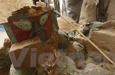 Phát hiện hầm mộ của nhà quý tộc tiền Columbia