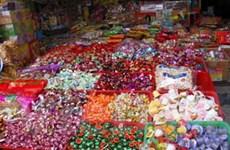 Vẫn còn bánh kẹo không rõ nguồn gốc tại Hà Nội