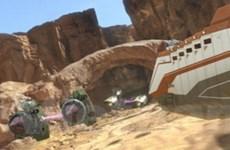 """Sắp ra mắt game 3D """"Chiến tranh giữa các vì sao"""""""