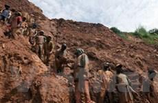 Sản lượng sản xuất vàng tại châu Phi tăng kỷ lục