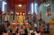 Kiều bào ở Thái Lan dự lễ cầu an theo nghi lễ Việt
