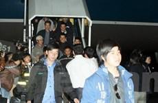 2.739 người lao động Việt Nam ở Libya đã về nước