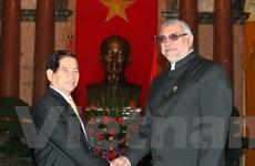 Thúc đẩy hơn quan hệ hợp tác Việt Nam-Paraguay