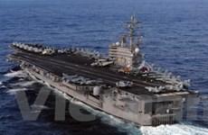 Hải quân Mỹ tạm đình chỉ cứu hộ vì nhiễm phóng xạ