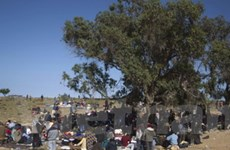 UNHCR: Gần 2.500 người chạy khỏi Libya mỗi ngày