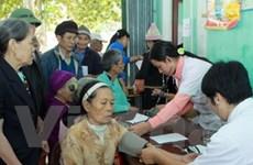 Khám sức khỏe miễn phí cho 50.000 người cao tuổi