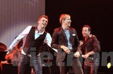 Đêm Backstreet Boys ở Hà Nội: Thiếu lửa đam mê