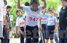 Lễ hội Tháng Tư cho học sinh khó khăn, khuyết tật