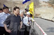 """""""Tiếp tục đẩy nhanh tiến độ lắp đặt thủy điện Sơn La"""""""