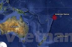 Động đất liên tục tại một số đảo Thái Bình Dương