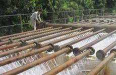Hà Nội: 635 tỷ đồng xây dựng hệ thống cấp nước