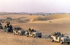 Ấn Độ tập trận quy mô lớn gần biên giới Pakistan