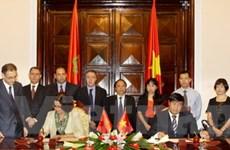 Họp Ủy ban hỗn hợp Việt Nam-Morocco lần thứ 2