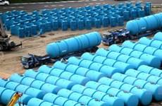 """TEPCO chuyển nước nhiễm xạ bằng thùng """"khủng"""""""