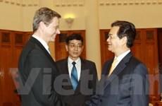 Thúc đẩy phát triển quan hệ hợp tác Việt Nam-Đức