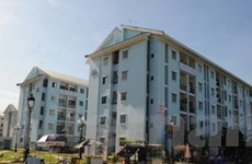 Bàn giao 512 căn hộ tại Khu đô thị mới Thủ Thiêm