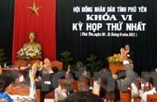 Hội đồng Nhân dân nhiều tỉnh họp phiên đầu tiên