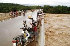 Lũ các sông Thanh Hóa đến Nghệ An đang xuống