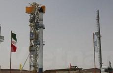 Iran lần đầu tiên để lộ các hầm ngầm chứa tên lửa