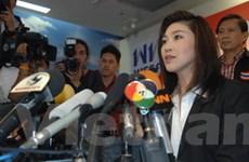 Nhiều thử thách lớn đang chờ đợi đảng Puea Thai