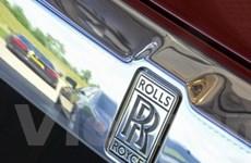 Rolls-Royce: Doanh thu 6 tháng đầu năm tăng 64%