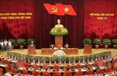 Thông báo Hội nghị lần thứ 2 BCH TW Đảng khóa XI