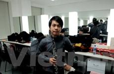 Hai nghệ sỹ VN lưu diễn cùng Dàn nhạc trẻ châu Á