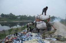 Sớm khắc phục tình trạng ô nhiễm ở Thường Tín