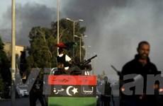 Mỹ giám sát chặt chẽ kho vũ khí hóa học của Libya