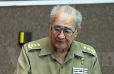 ĐSQ Cuba mở sổ tang tưởng niệm ông Julio Regueiro