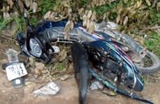 Uống rượu lái xe, gây tai nạn chết mình, hại người