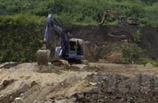 Lào Cai chấn chỉnh hoạt động vận tải khoáng sản